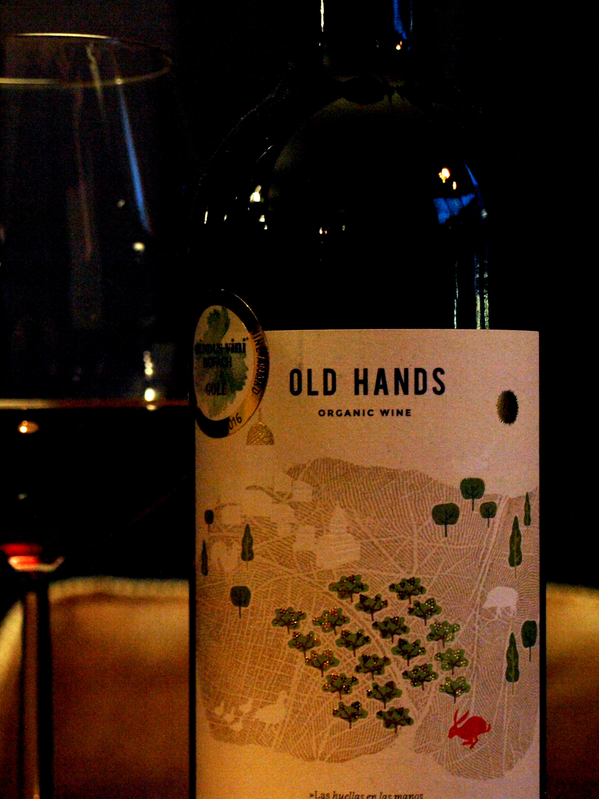 DESEO Tapas Bar Hamburg - Old Hands Organic Wine